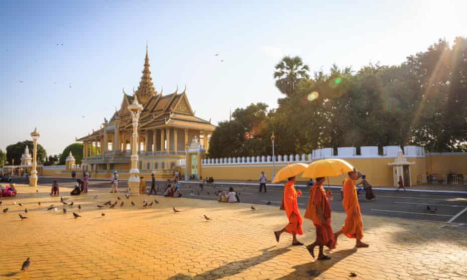 Prime Minister Hun Sen has done his best to turn Phnom Penh intothe urban ideal of a 'city with no smoke and no sound'.