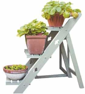 Gardens: steps