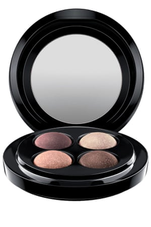 Haute Dogs mineralize eye shadow X4 pure bred Mac