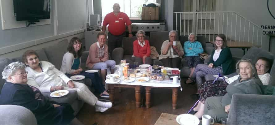 The Tea and Coffee Club at the University of York.