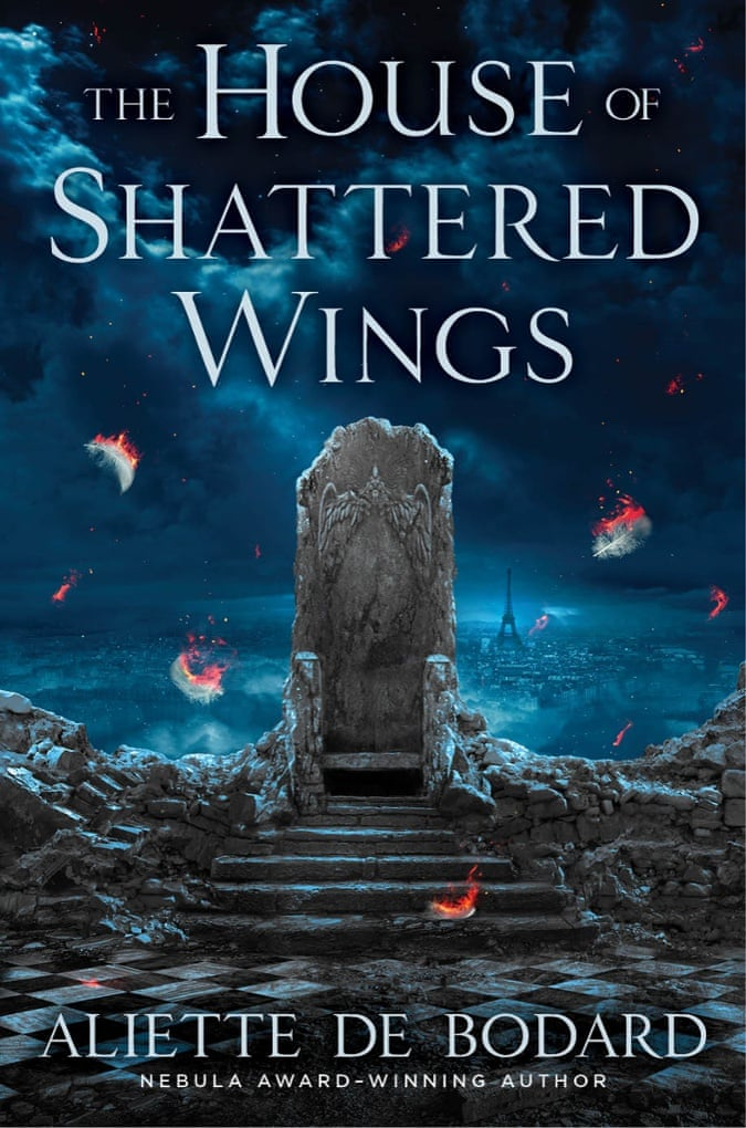 Image result for Aliette de Bodard: The House of Shattered Wings.