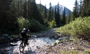 On the Tour Divide