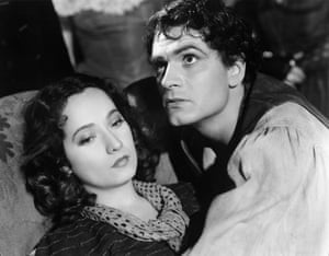 The 1939 film adaptation of <em>Wuthering Heights</em>.