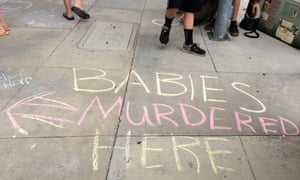babies are murdered