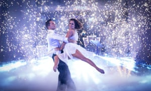 The BBC says the public should decide whether it makes shows such as Strictly Come Dancing.