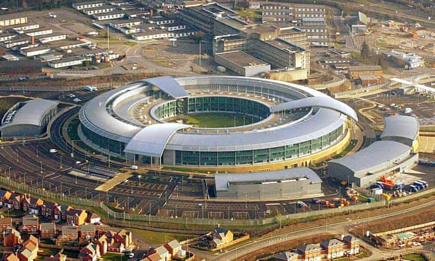 GCHQ building,Cheltenham