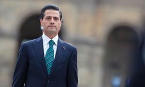Enrique Peña Nieto mexico