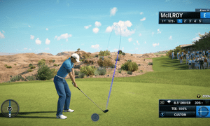Rory Mcilroy Golf Review Deep In Simulation But Shallow In