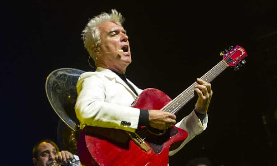 Musician David Byrne is backing a new report into music industry transparency.