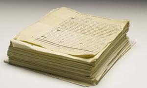The Magus manuscript