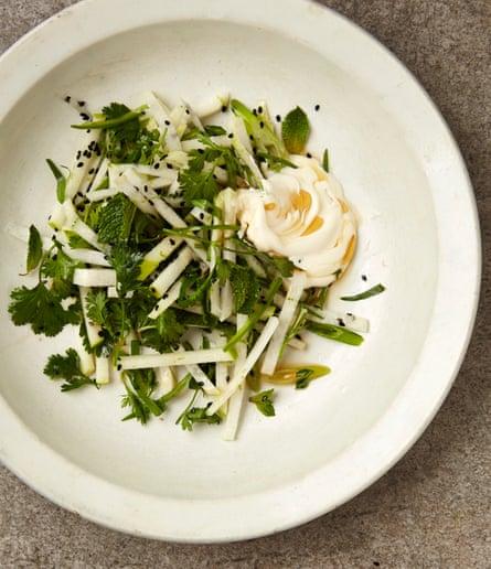 Yotam ottolenghi kohlrabi salad