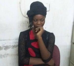 Sudanese women arrested