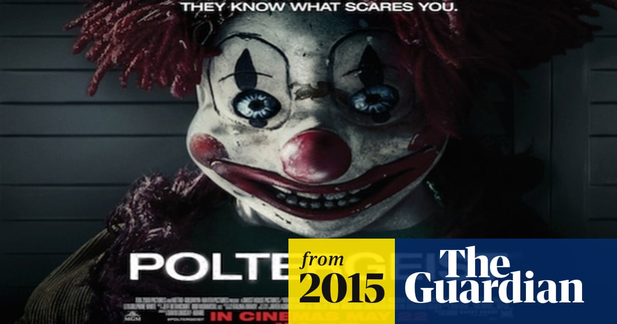 Poltergeist Posters Cleared Despite More Than 70 Complaints Over
