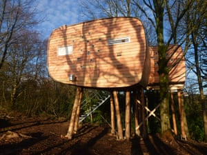 Brockloch Treehouse, Dumfries & Galloway