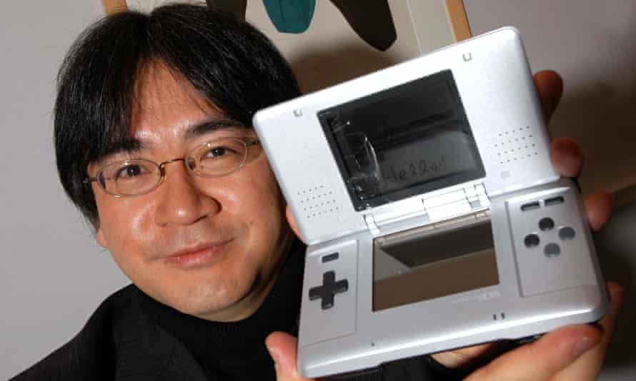 Satoru Iwata obituary | Nintendo | The Guardian