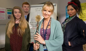 Radges, Fern Brady's BBC3 pilot based on her time in a mental health unit