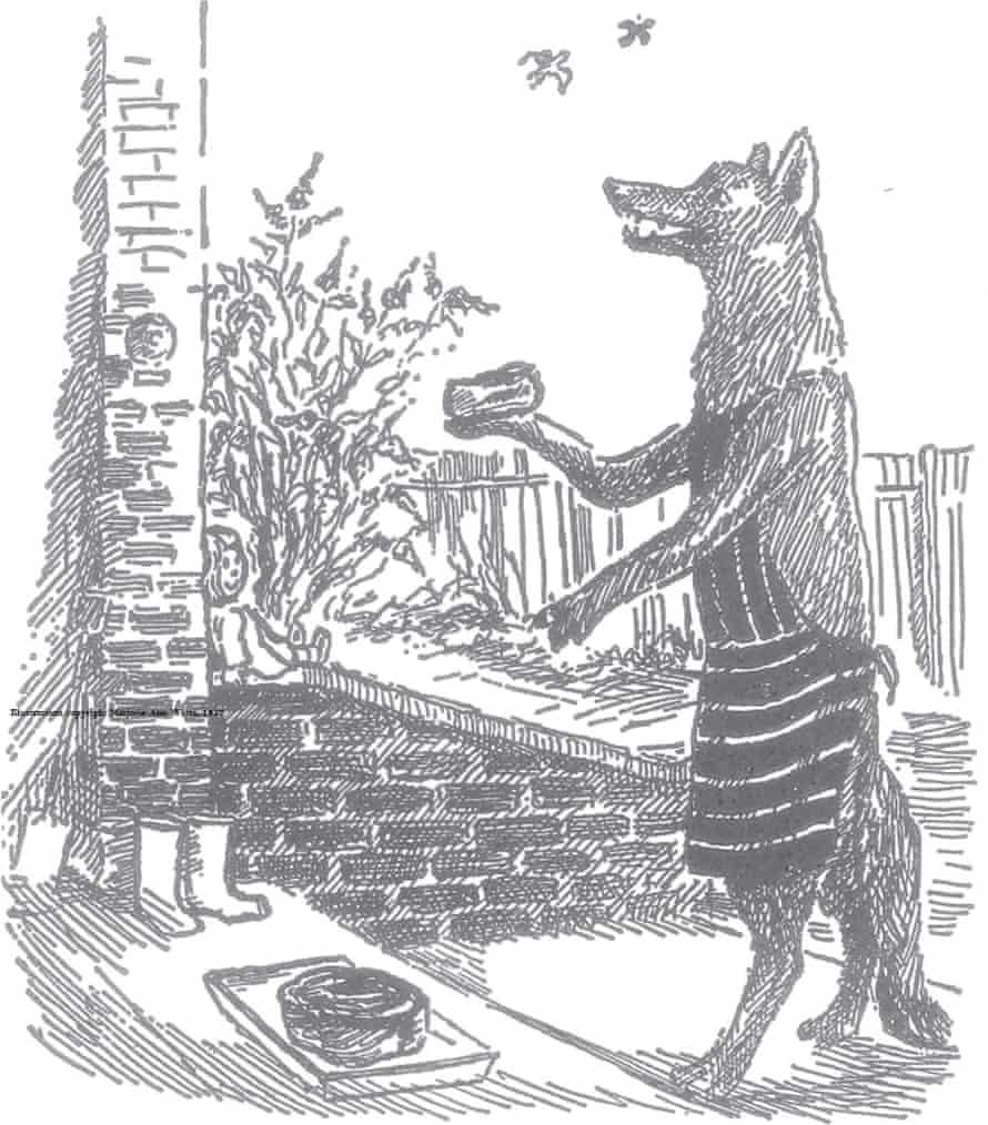 Illustration by Marjorie-Ann Watts