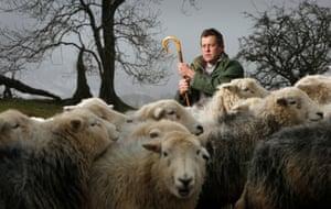 Writer and farmer James Rebanks