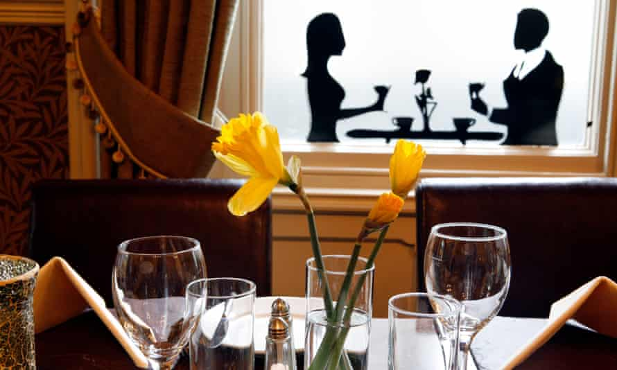 The Lamplighter Dining Rooms, Windermere.