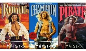 Fabio book covers