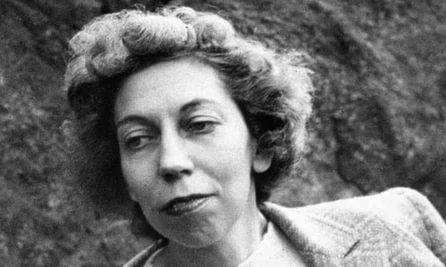 Eudora Welty circa 1945.