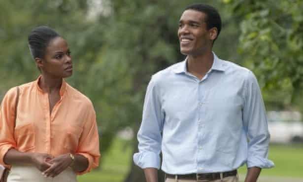 Michelle and Barack Obama biopic.