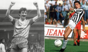 Ian Rush broke the 40-goal barrier for Liverpool in his final season before joining Juventus. He returned to Anfield a season later.