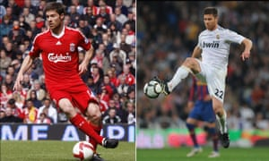 Xabi Alonso left Liverpool for Real Madrid for £30m after his relationship with Rafa Benítez, the then manager, had broken down.
