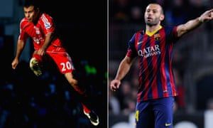 Javier Mascherano had been a target for Barcelona in 2009 but Liverpool held on to him for one final full season before he made the move.