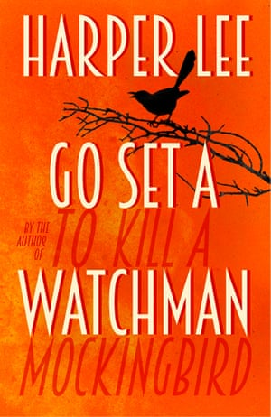 Harper Lee, Go Set a Watchman cover