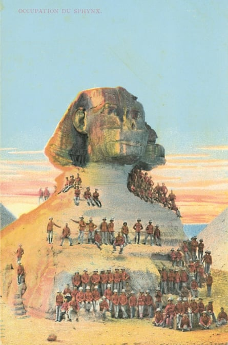 Souvenirs of the Sphinx by  Wouters Deruytter
