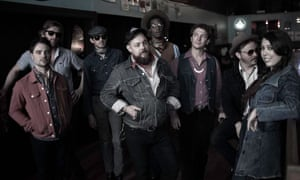 Press photo of band Nathanial Rateliff and the Night Sweats