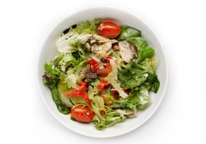 G2 salad taste test: Pret