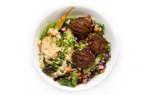 G2 salad taste test: Just Eat