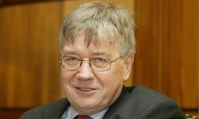 Roger Poole in Belfast in 2005.