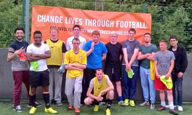 Street League was established in 2001 but for the last five years has been tackling youth unemployment as well as encouraging participation in football.