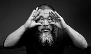 Portrait of Ai Weiwei, 2012