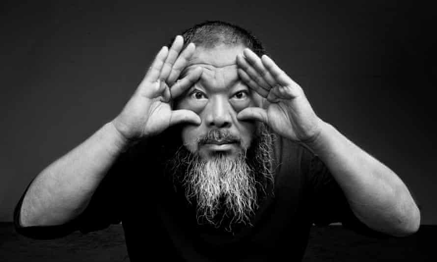 Portrait of Ai Weiwei, 2012