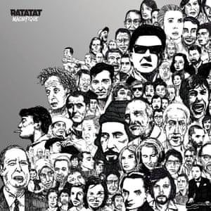 Ratatat Magnifique album artwork