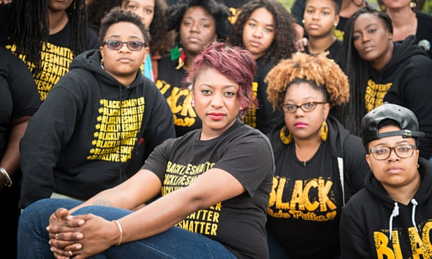 Image result for black lives matter leaders