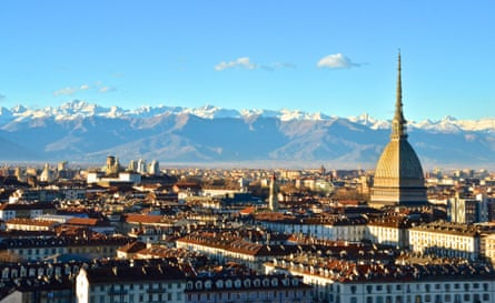 Turin in winter