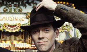 Hugh Laurie as Wooster