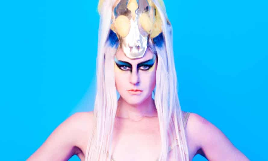 Party animal: Peaches celebrates Berlin's burgeoning subculture.