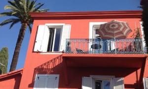 Hotel Patricia Villefranche Sur Mer