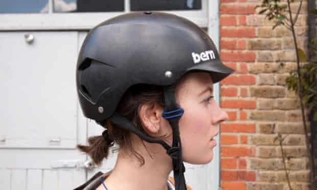 Gemma Roper designed the headphones specifically for cyclists.