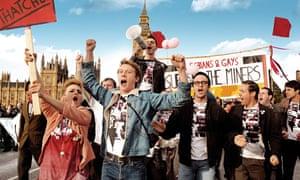 Still from Antoine Fuqua's 2014 film, Pride.