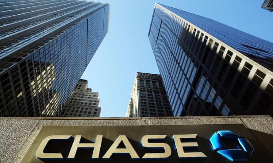 Chase Manhattan's New York headquarters.