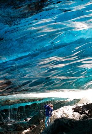 Ice Cave Juneau