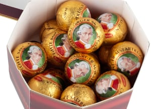 Who wouldn't want a Mozart ball?