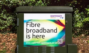 Odcom is considering whether BT's broadband business Openreach should be split from the rest of the company